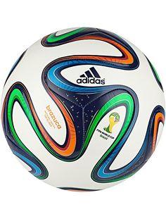 Adidas Football Ball Fifa Brazuca Top Glider D86688 World Cup Brazil 2014