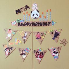 飾り付け/誕生日…などのインテリア実例 - 2015-01-19 21:32:35