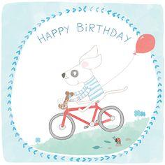 PF01 | Happy Birthday Dog
