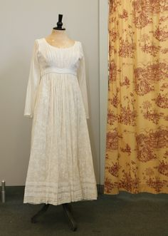 The costume worn by Maxine Peake in The Masque of Anarchy Costume Hire, Costumes, Anarchy, Dress To Impress, Manchester, Theatre, White Dress, Celebrities, Outfits
