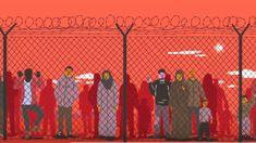 La Comisión Española de Ayuda al Refugiado denuncia que las políticas europeas en materia de refugiados y migrantes están alimentando el tráfico de personas.