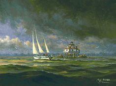 Passing Thomas Point (Paul McGehee)