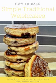 A fabulous Welshcakes recipe that is simple to follow and works brilliantly. These little beauties will win you over with their moist spiced fruit.