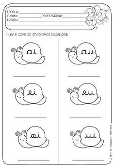 Atividade pronta - Encontros vocálicos                              …