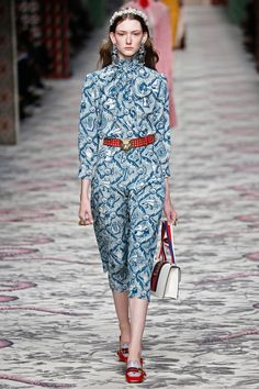 Gucci | Ready-to-Wear - Spring 2016