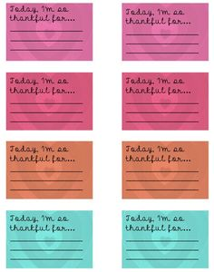 Gratitude Tracking - LOTS of NEW COLORS! - pre-cut, handmade adhesive stickers! Gratitude journaling in a planner or scrapbook made easy!: