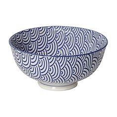 Kom Blauw Wave Small, Blauw Sissy Boys, Rice Bowls, Decorative Bowls, Home Decor, Interiors, Decoration Home, Room Decor, Home Interior Design, Decor