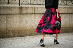 #gonne a ruota skirts