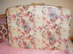 Vintage Looking Suitcase