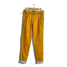 Vintage Yellow High Waist Pockets Casual Harem Pants only $35.99 at http://www.wendybox.com/goods-4839-Vintage+Yellow+High+Waist+Pockets+Casual+Harem+Pants+.html