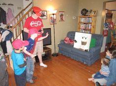 Super Mario Bros Birthday Party Ideas