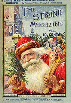 The Strand Magazine December 1903.