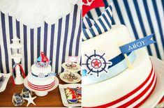 cake nautical - Buscar con Google