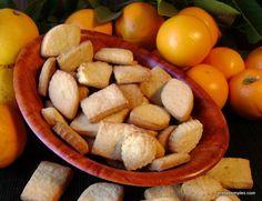 Masitas de naranja – Recetas simples y deliciosas