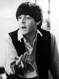 Rare shot of Paul McCartey / Playboy interview, february Playboy, My Love Paul Mccartney, The Beatles 1, Beatles Photos, The Quarrymen, I Am The Walrus, The White Album, Sir Paul, The Fab Four