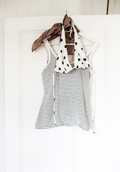 polka dots and stripes, oh my.