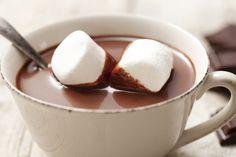 Le chocolat chaud à la française... DÉLICIEUX !