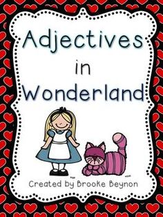 Adjectives in Wonderland Grammer multicityworldtravel.com Cover The World Hotel And Flight Deals.We Guarantee The Best Price.