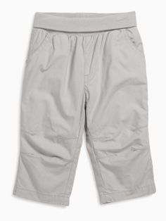 Pantalon uni - Pantalon, salopette, legging naissance (0-12 mois) - NAISSANCE (0-12 MOIS) - BÉBÉ