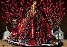O raro e erótico livro de receitas de Salvador Dalí está de volta - VICE