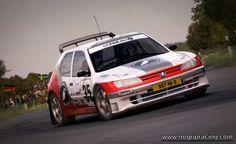 DiRT Rally - Peugeot 306 Maxi