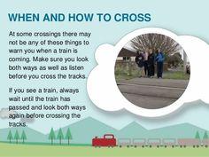 Tracks are for trains 2014 slideshare  Tracksafe NZ  @tracksafenz