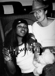 Kate & Naomi.