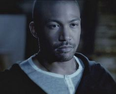 Charles Michael Davis as Marcel Gerard From The Originals, Season 1, episode 5, 'Sinners and Saints'