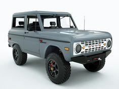 ICON 4x4 Design's 1968 Ford Bronco