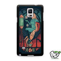 Aran Nouveau Art Samsung Galaxy Note 4 Case