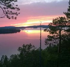 Lapland Inarinjärvi Summer (c) nuppu