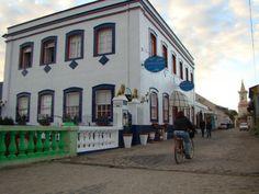 South Brazil: Morretes - Colonial Charm, Rainforest & Serra do Mar | Traveldudes.org
