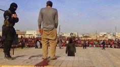 ISIS captura y decapita a 9 kurdos en Siria