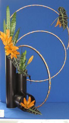 2011 SGC Flower Show Multi rhythmic design
