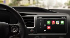 Major announcement from Apple yesterday: You'll be able to use your iPhone on the road soon.