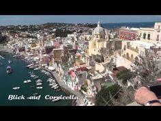Insel Procida im Golf von Neapel: Gemauerte Schöne   traveLink.