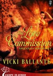 Review: The Love Commission by Vicki Ballante – Romancing the Book