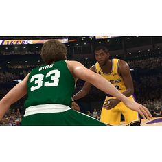 NBA 2K21 is the latest release in the world-renowned, best-selling NBA 2K series. With exciting improvements upon its best-in-class gameplay, competitive and community online features, and deep, varied game modes, NBA 2K21 offers one-of-a-kind immersion into all facets of NBA basketball and culture - where Everything is Game. In NBA 2K21, new, old, and returning ballers alike will find exciting game modes that offer a variety of basketball experiences. Basketball Video Games, Nba Basketball, Damian Lillard, Current Generation, Videos, Big Move, Kobe Bryant, Xbox One, Playstation