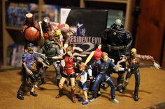 Resident Evil 2 Action Figures