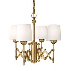 Ramona 4-Light Chandelier