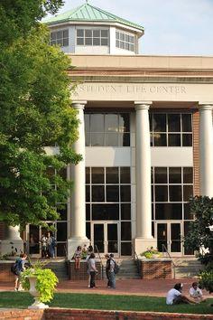 Beaman Student Life Center @ Belmont University