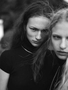Sophia Ahrens, Frederikke Sofie by Annemarieke van Drimmelen for Holiday Magazine Fall Winter 2015 12