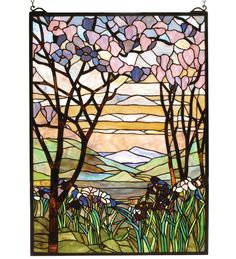 Nature Stained Glass