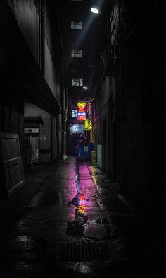 Melbourne -Laneway