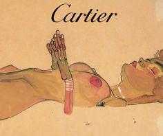 Cartier X Egon Schiele