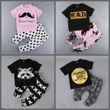 Bebê menino roupas roupas de bebe menina Ocasional, pequeno Bebê Infantil macacão bebê menina conjunto de roupas menina infantil bebê suave R3052 alishoppbrasil