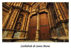 Porte cathdrale de Majorque by Satourne.deviantart.com on @deviantART