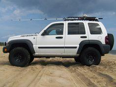 3.5 lift kit jeep liberty rock c Jeep Liberty Lifted