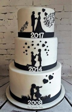 Relationship Timeline – Wedding Dress – Anything? ¿- Timeline … – relationship timeline – wedding dress – anything? Wood Wedding Cakes, Wedding Cake Photos, Beautiful Wedding Cakes, Wedding Cake Designs, Wedding Cake Toppers, Beautiful Cakes, Amazing Cakes, Easy Wedding Cakes, Relationship Timeline