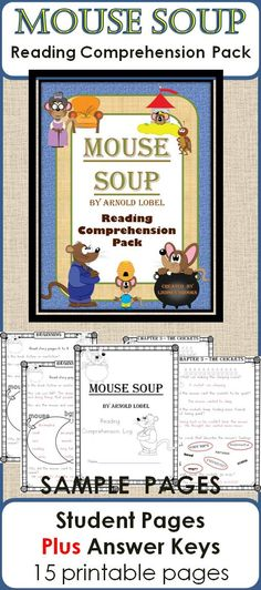 Stone Soup, I love this story and here\u0027s an emergent reader you can - book report sample